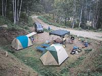 立原高原キャンプ場・写真