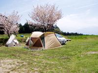千人塚公園オートキャンプ場・写真
