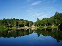 スタカ湖キャンプ場・写真