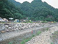 和知野川キャンプ場・写真