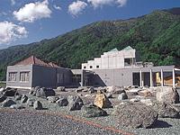 大鹿村中央構造線博物館・写真