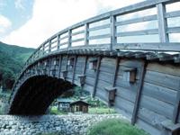 奈良井木曽の大橋・写真