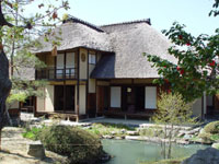 旧横田家住宅・写真