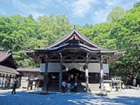 戸隠神社中社・写真
