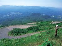 津軽岩木スカイライン・写真
