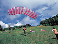 KPS富士見高原パラグライダースクール・写真