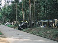 信州大芝高原オートキャンプ場・写真