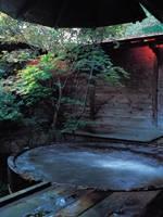 灰沢鉱泉・写真