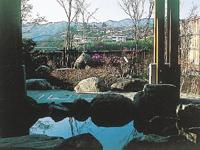 高遠温泉・写真