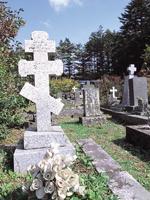 外人墓地・写真