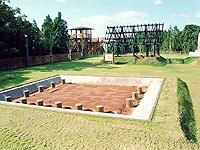 中里城跡史跡公園・写真