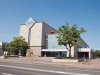 青森県近代文学館・写真