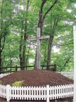 キリストの墓(キリストの里公園)・写真