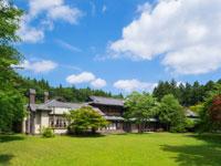 旧渋沢邸・写真