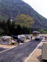 白神キャンプ場・写真