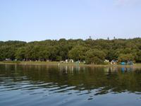 小川原湖畔キャンプ場・写真