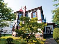 弘前学院外人宣教師館・写真