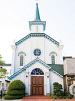 カトリック弘前教会・写真