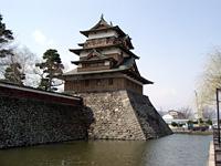 高島城(浮島城)