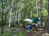 夢の平キャンプ場・写真