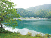 青木湖・写真