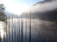 自然湖・写真