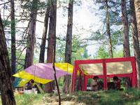 おんたけ森きちオートキャンプ場・写真