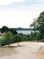 野尻湖高原キャンプ場
