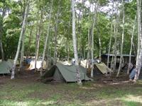 荒倉キャンプ場・写真