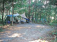 親田高原おおぐて湖キャンプ場・写真