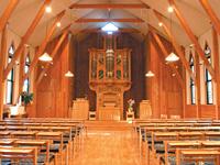 日本キリスト教団軽井沢追分教会