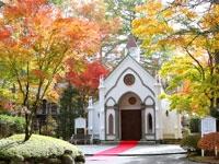 旧軽井沢礼拝堂・写真