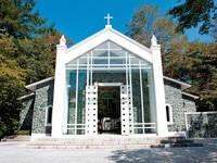 森のチャペル軽井沢礼拝堂