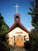 軽井沢南教会・写真