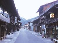 奈良井宿・写真