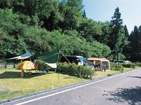 大河内森林公園キャンプ場・写真