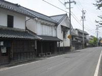 旧谷街道・写真