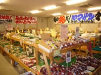 産直市場 ヤマサン・写真