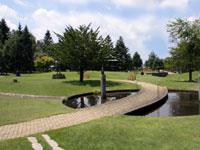 蓼科高原 芸術の森 彫刻公園