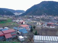 小嵐山・黒石温泉郷・写真