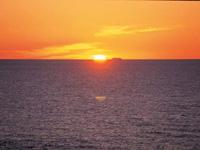 夕陽海岸・写真