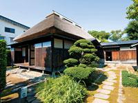 旧岩田家住宅・写真