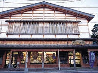 津軽黒石こみせ駅・写真