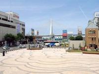 駅前公園・写真