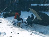 根の上高原保古の湖キャンプグラウンド・写真