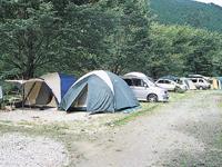 飛騨金山の森キャンプ場・写真