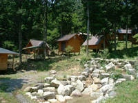 夕森キャンプ場・写真