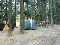 板取川温泉オートキャンプ場