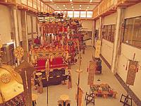 高山祭屋台会館・写真