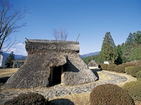 縄文公園・下呂ふるさと歴史記念館